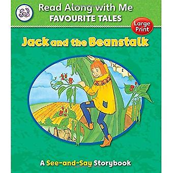 Jack and the Beanstalk (Read Along with Me Favourite Tales)