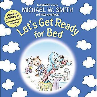 Låt oss få redo för sängen (vårdande steg) [styrelse bok]