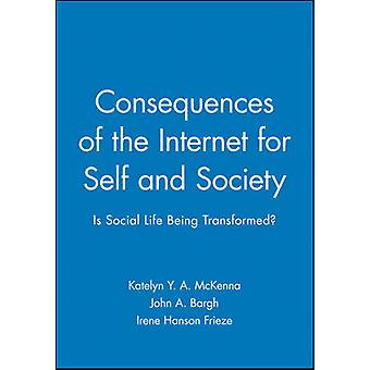 Consequences of Internet by McKenna