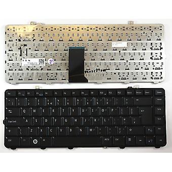 Dell Studio 1537 Black UK Layout Replacement Laptop Keyboard