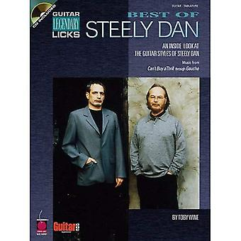 Best of Steely Dan: An Inside Look at the Guitar Styles of Steely Dan [With CD (Audio)] (Guitar Legendary Licks)