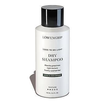 Löwengrip Good To Go Light Dry Shampoo Apple & Cedarwood 100 ml