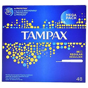 Tampax Regular Tampón 48 Unidades (Hygiene and health , Intimate hygiene , Tampons)