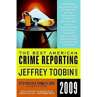 The Best American Crime Reporting by Jeffrey Toobin - Otto Penzler -
