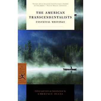 American Transcendentalists - Essential Writings by Lawrence Buell - 9