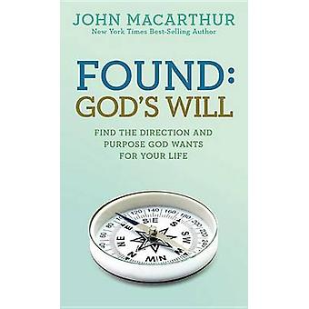 Found - God's Will (3rd) by John MacArthur - 9781434702982 Book