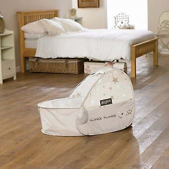 Koo-di Sun & Sleep Pop-up Travel Bassinette Natural Calm