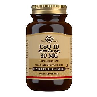 Solgar CoQ-10 30mg Vegicaps 60 (932)