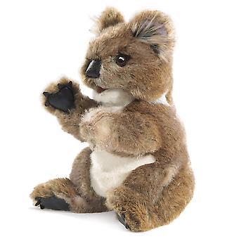 Hand Puppet - Folkmanis - Koala Puppet New Toys Soft Doll Plush 3057