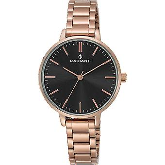 Radiant new style Quartz Analog Woman Watch with RA433203 Gold Plated Stainless Steel Bracelet