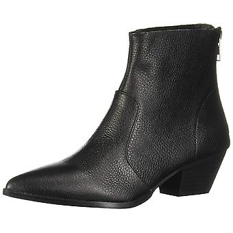 Steve Madden Womens Cafe Cuir Pointed Toe Ankle Chelsea Bottes