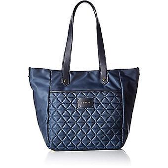 ESPRIT 097ea1o056-Tote väskor Donna Blau (Marinblå) 16x31x28 cm (B x H T)