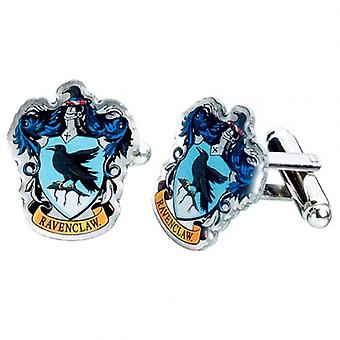 Harry Potter plateado Cufflinks Ravenclaw