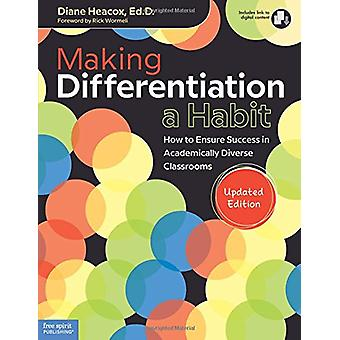 Making Differentiation a Habit - How to Ensure Success in Academically