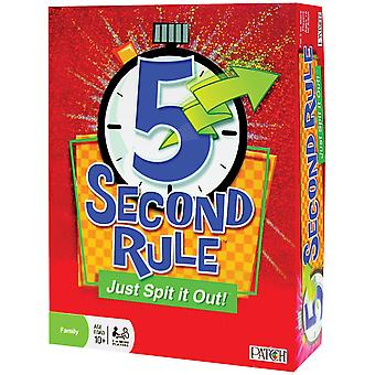 5 Second Rule Game 5Secrule Pp7428