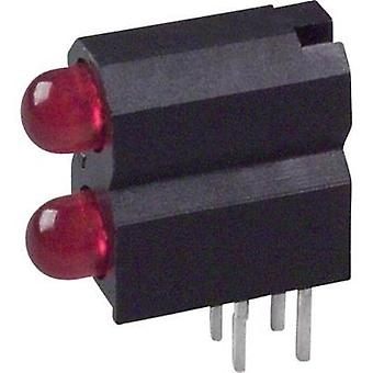 LED component Red (L x W x H) 13.33 x 11.66 x 5.08 mm Dialight
