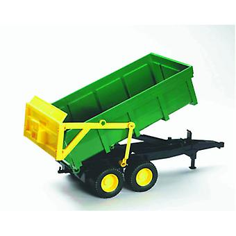 Bruder Green Dump Trailer