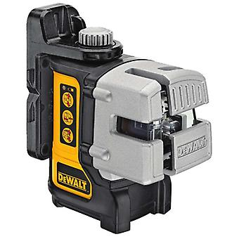 DeWALT DW089K Multi Line Self Levelling Laser
