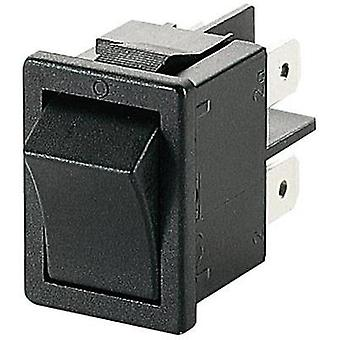 Toggle switch 250 Vac 12 A 2 x Off/On Marquardt 01858.1104-01 IP40 latch 1 pc(s)