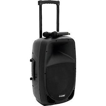 Portable PA speaker 12  Omnitronic MES-12BT2 1 pc(s)