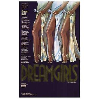Dreamgirls (Broadway Musical) Movie Poster (11 x 17)