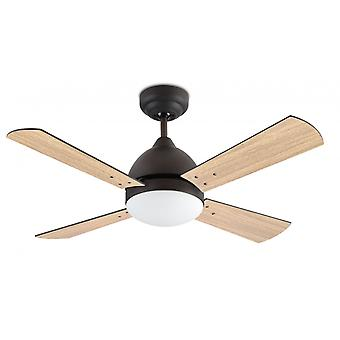 Lysdioder-C4 Design Loft Fan Borneo Brown 106.6 cm/42