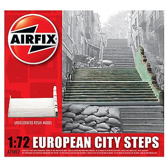 Airfix 1:72 Scale European City Steps Model Kit