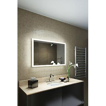 Galvin Shaver Edge LED Bathroom Mirror Demister pad & sensor k8401h