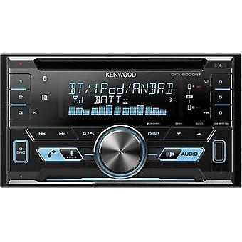 Double DIN car stereo Kenwood DPX5000BT