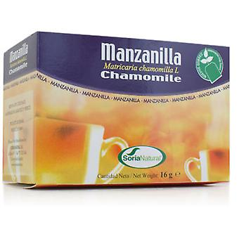 Soria Natural Chamomile Infusion (Dietetics and nutrition)