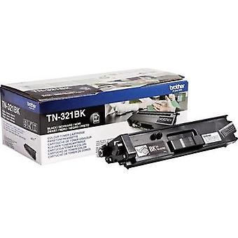 Toner cartridge Original Brother TN-321BK Black Page yield 2500 pages