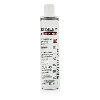 Bosley Professional Strength Bos Renew Scalp Micro-Dermabrasion Booster - Step 2 (For All Hair Types) 300ml/10.1oz