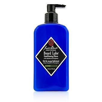 Jack Black skæg glidecreme Conditioning barbering (ny emballage) 473ml / 16oz