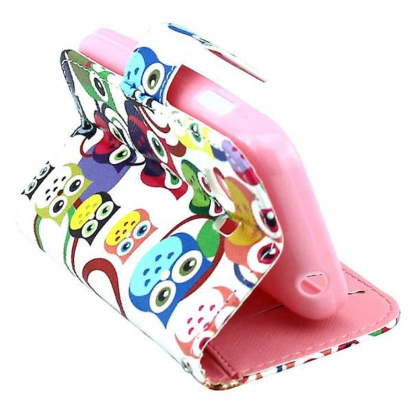 Cases Wallet pattern 44 for Samsung Galaxy Young 2 G130