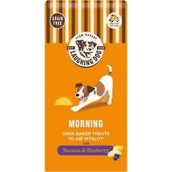Griner hund korn frie morgen behandler 100g (pakke med 5)
