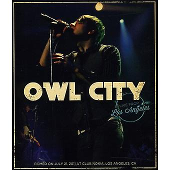 Owl City - Owl City : Live de Los Angeles [BLU-RAY] USA import
