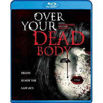 Over Your Dead Body [Blu-ray] USA import