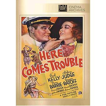 Here Comes Trouble [DVD] USA import