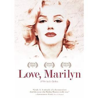 Love, Marilyn [DVD] USA import