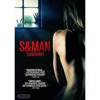 S&Man [DVD] USA import