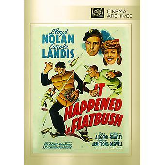 It Happened in Flatbush [DVD] USA import