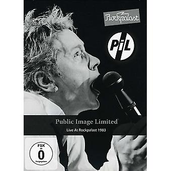 Ltd. de imagen pública - en vivo en la importación de los E.e.u.u. Rockpalast [DVD]