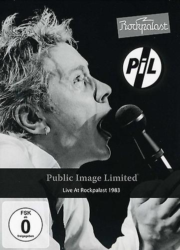 Public Image Ltd. - Live at Rockpalast [DVD] USA import