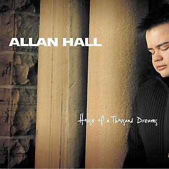 Importación de Allan Hall - Casa de los un mil sueños [CD] Estados Unidos