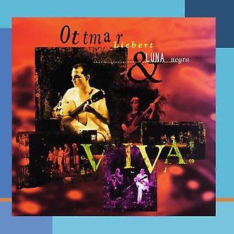 Ottmar Liebert - Viva! [CD] USA import