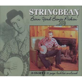 Stringbean - Barnyard Banjo Pickin' [CD] USA importerer