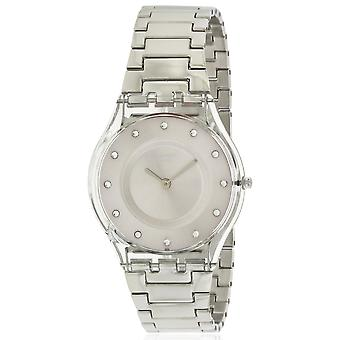 Swatch Silver Drawer Ladies Watch SFK393G