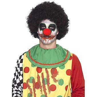 Horror dead clown make-up set makeup facial liquid latex 7pcs
