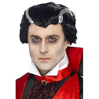 ドラキュラ伯爵吸血鬼かつらヴラド ハロウィンかつら