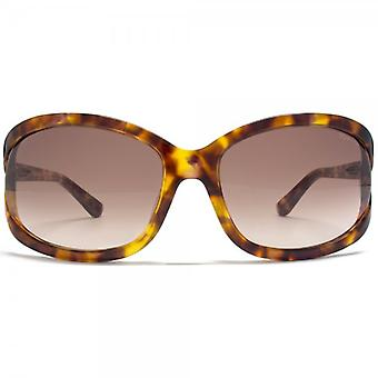 Tom Ford Vivienne Sunglasses In Light Brown